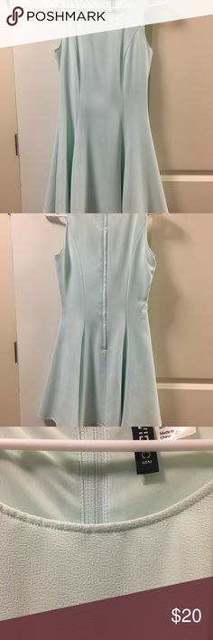 mint green skater dress cute mint skater dress / worn once for a wedding and received compliments all night! Divided Dresses Mini