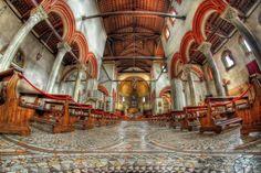 #Murano #church #Nikon #HDR #SAMYANG #8MM #FISHEYE #RICCARDOCUPPINI