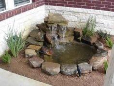 Идея успешно обживает дачные сады уже много лет — декоративный пруд из автопокрышки