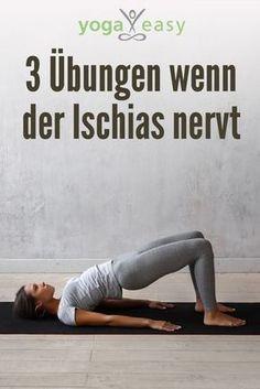 Yoga-Übungen gegen Rückenschmerzen: Wenn der Ischias wehtut, helfen dieses Asanas