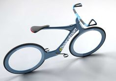 The IU (Intelligent Urban) carbon fiber concept bike by cyclist Chris Boardman (with a concealed lithium polymer battery, discreetly powered by micro-dot solar cells on the frame surfaces).