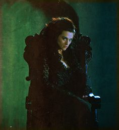 """Two long years I've known nothing but darkness. Patience and I are old friends."" - Morgana Pendragon"