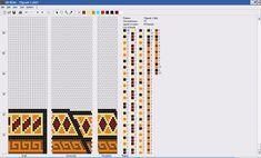 19 around bead crochet rope pattern