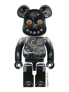 HUBLOT Bearbrick by Soyoon Park on The GROUND