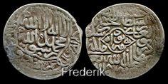 ISLAMIC WORLD - Timurid - Sultan Husayn, 3rd reign 873-911AH - mint Herat 898 AH AR tanga - 60$.