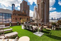 Luxury Tribeca Penthouse With Beautiful Outdoor Area   InteriorHolic.com