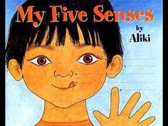 Exploring Our Senses Lesson Plan – Touch (Foundation) My Five Senses by Aliki - Big Book Five Senses Preschool, 5 Senses Activities, My Five Senses, Kindergarten Science, Science Activities, Preschool Ideas, Preschool Books, Science Ideas, Teach Preschool