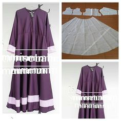 Gamis plaid pattern. Skirt by request (plain)  Order by line : @modelliste (with @) #modellistepattern #polabaju #polakulot #polacelana #celanajeans #celanapanjang#jeans #jeanspattern#patterndrafting #patternonlineshop #jualpola #polaonlineshop#polagamis#polabajumuslim#bajumuslim#gamis
