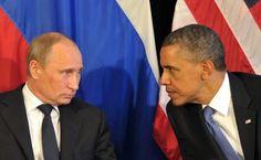 El presidente ruso Vladímir Putin, y su homólogo estadounidense Barack Obama se reunieron al margen de la Cumbre del Clima en París a puerta cerrada.