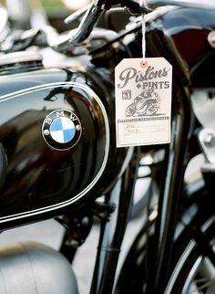 """Pistons + Pints"" - BMW"