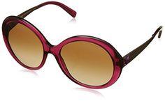 e28b8141adb10 Ralph by Ralph Lauren Womens 0RA5189 Round Sunglasses GreySatin ...