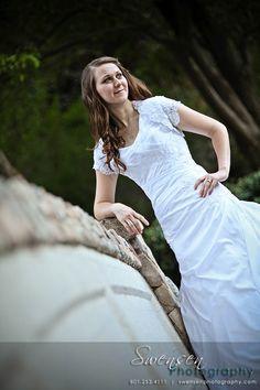 Memory grove bridal