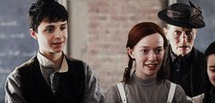 """♡(𝐂𝐎𝐌𝐏𝐋𝐄𝐓𝐄𝐃)♡ """"anne shirley cuthbert, you are the most oblivious person i've ever known."""" 3 on Lucas Jade Zumann, Amybeth Mcnulty, Gilbert And Anne, Anne White, Desenhos Harry Potter, Anne With An E, Gilbert Blythe, Best Duos, Ben Hardy"""