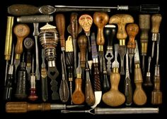 Virtuoso: The Tool Cabinet and Workbench of Henry O. Studley - Google Search