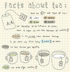 the beauty of tea