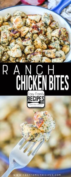 Ranch Chicken Bites · Easy Family Recipes Ranch Chicken Bites · Easy Family Recipes,{Recipes} Low Carb + Keto The BEST Ranch Chicken Bites - Low carb keto recipe recipes dinner recipes for two healthy dinner crockpot recipes dinner recipes for family Vegetarian Recipes Dinner, Healthy Dinner Recipes, Cooking Recipes, Summer Recipes, Keto Recipes, Summer Chicken Recipes, Lean Meat Recipes, Health Recipes, Dessert Recipes