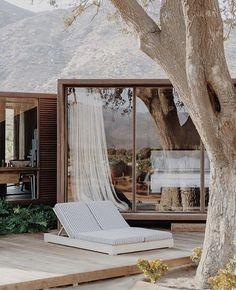 Hotel Bruma Casa 8 by Exterior Design, Interior And Exterior, Outdoor Spaces, Outdoor Living, Casa Hotel, Interior Architecture, Beautiful Homes, Sweet Home, Home Decor