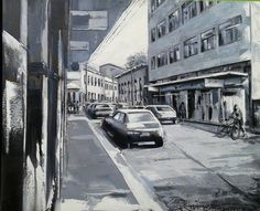 série urbano -Valença branco e preto