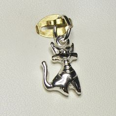 Buy Cat Charm (chr-0012) online at Chain Me Up