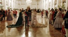 Russian Ark doesn't have a plot or historically accurate costumes, but as a historical costume Russian fantasy drug trip, it's pretty good. Russian Ark, Storyboard, Storm And Silence, Anastasia Romanov, Olga Romanov, Great Comet Of 1812, Princess Aesthetic, Lady And The Tramp, Imperial Russia