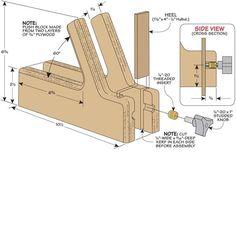 Table Saw Push Block | Woodsmith Tips