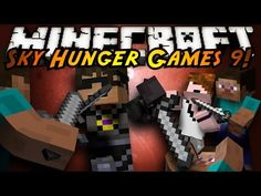 Minecraft Sky Hunger Games : VICTORY IN REACH!