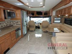 New 2016 Fleetwood RV Discovery 40G Motor Home Class A - Diesel at General RV | Huntley, IL | #126808