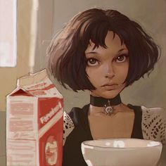 Ilya Kuvshinov works at NARRA8, a company that makes visual novels. You might be more interested in Ilya's fan art, though, especially if you like Persona, Metal Gear, Blade Runner or Ico. Or, you know, Crimean attorneys. You can see more of Ilya's work at his DeviantArt page.