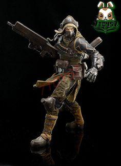 3A ThreeA 1 6 Capcom Lost Planet 2 Mercenary Box Set Retail Edition 3A130Y | eBay