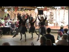 Highland dance Choreography - Scotland Seniors - YouTube