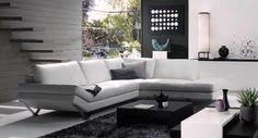 Natuzzi Editions B694 Leather Sectional Bay Pinterest