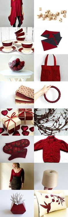 Winter Valentine by DivineOrders on Etsy--Pinned with TreasuryPin.com