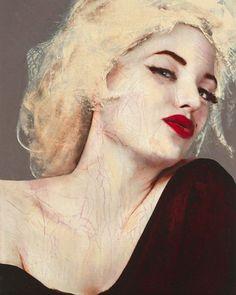 Marilyn 03 - Lita Cabellut
