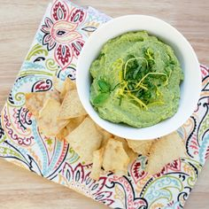 Recipe: Green Goddess Hummus