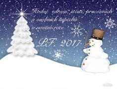 PF 2017   vánoční blog Christmas Cards, Christmas Ornaments, Blog, Holiday Decor, Disney, Yule, Christmas Greetings Cards, Xmas Ornaments, Xmas Cards