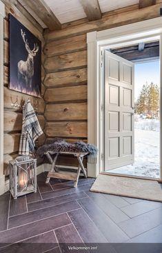 57 Cottage Interior Trending Now - Home Decoration - Interior Design Ideas Interior Decorating Styles, Home Decor Trends, Interior Design Boards, European Home Decor, Cottage Interiors, Log Homes, Cabana, British Columbia, Tiny House
