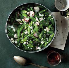 Sugar Snap Salad Recipe  | Epicurious.com