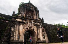 Intramuros Manila Intramuros, Fortification, Tower Bridge, Manila, Places Ive Been, Philippines, Coastal, History, City