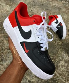 Nike Shoes OFF! ►► Behind The Scenes By addictiveartistry Cute Nike Shoes, Cute Nikes, All Red Nike Shoes, Souliers Nike, Nike Free Run, Nike Shoes Air Force, Jordan Shoes Girls, Fresh Shoes, Hype Shoes