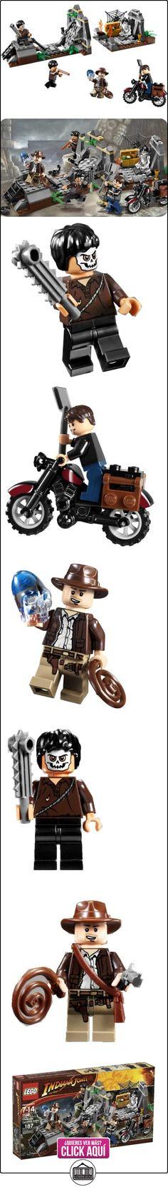 LEGO Indiana Jones 7196  ✿ Lego - el surtido más amplio ✿ ▬► Ver oferta: https://comprar.io/goto/B001V7RH3Y