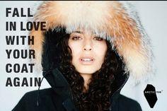 Arctic Trim Ad Campaign