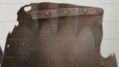 Hourglass Gauntlet, Hessisches Landesmuseum, Darmstadt 1390-1410 ref_arm_1305_005