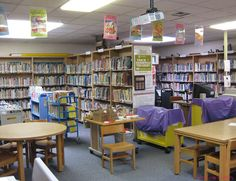 Mrs. Lodge's Library: Elementary School Library Blog