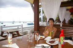 Restaurant Ti-Sables -  Photos de vacances de Antilles Location #Martinique