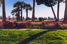 Petite Balade French Riviera, Sidewalk, Photography, Image, Ride Or Die, Photograph, Side Walkway, Fotografie, Walkway