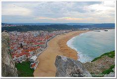 POST DO DIA: Como chegar e o que fazer em Nazaré - Portugal    http://www.turistaprofissional.com/2013/03/16/como-chegar-e-o-que-fazer-em-nazare-portugal/