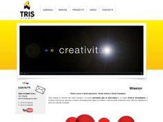 Tris Stampi WebSite www.trisstampi.it
