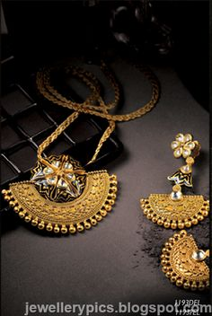 www.images of rajasthani antique gold jewellery - Google Search