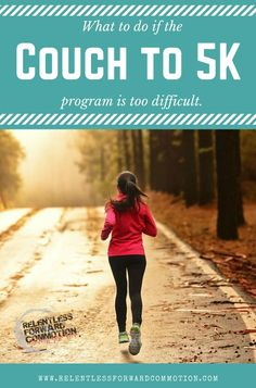The Couch to 5K training program is wildly popular, and with good reason: it has helped thousands reach 5K finish lines. But the plan doesn't work for everyone.  #Couchto5K #C25K