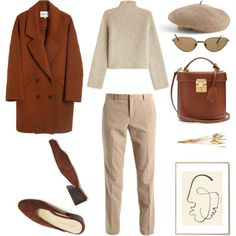 Unbenannt #1230 by fashionlandscape on Polyvore featuring Mode, Rosetta Getty, Mark Cross, Venus, Cartier and Banana Republic